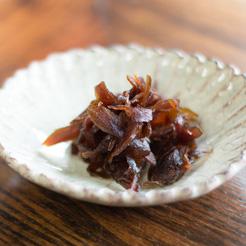 新生姜とゴボウの佃煮